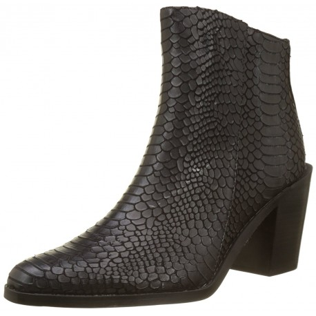 CHATTAWAK - Bottines Lison noires
