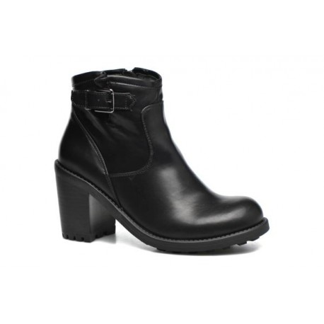 CHATTAWAK - Bottines Melissa noires
