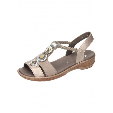ARA - Sandales Hawaii taupes