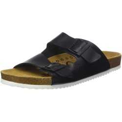 PEPE JEANS - Mules London bio basic noires