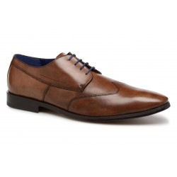 AZZARO - Derbies Jansen marron