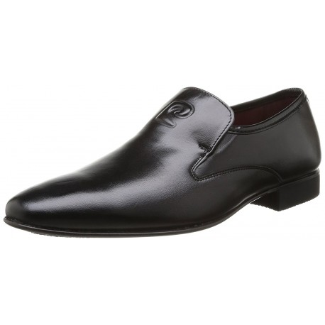PIERRE CARDIN - Mocassins Curling noirs