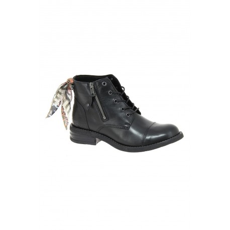 GOODSTEP - Bottines 8505 noires