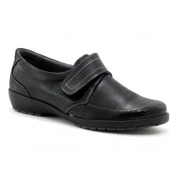 SUAVE - Mocassins London noirs