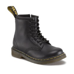 DR MARTENS - Bottines Brooklee noires