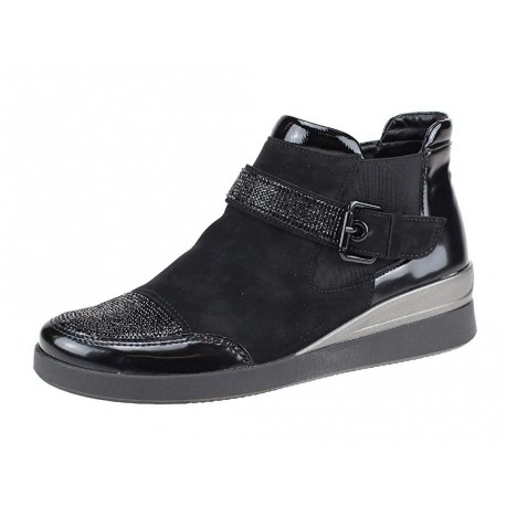 ARA - Bottines Laziost noires