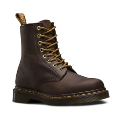 DR MARTENS - Bottines 1460 marrons