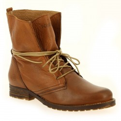 KUSKA - Bottines 1725 marrons