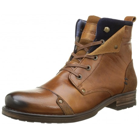 REDSKINS - Bottines Yedes marrons
