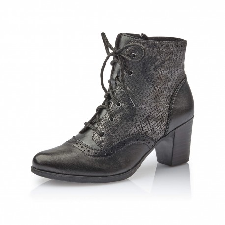 RIEKER - Bottines Y8930 noires