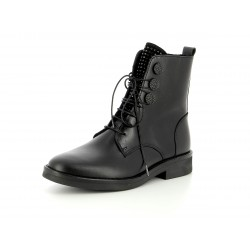ALFA - Bottines 8687 noires
