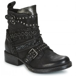 MJUS - Bottines Norton noires