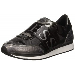 GUESS - Baskets Sunnygym noires