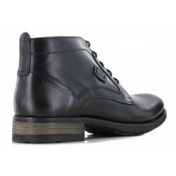 REDSKINS - Bottines Filet noir