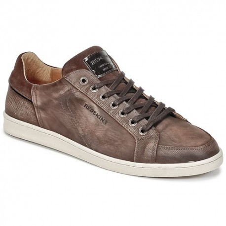 REDSKINS - Sneakers marron/cognac