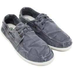 NATURAL WORLD - Mocassins 303 gris